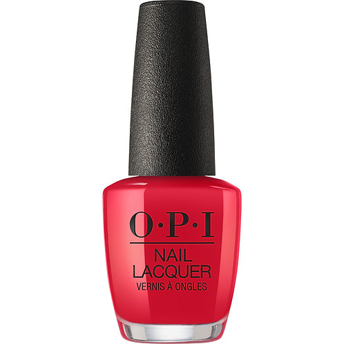 Red Heads Ahead - OPI nagellak