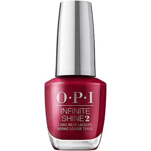 Red-y For the Holidays - OPI Infinite Shine