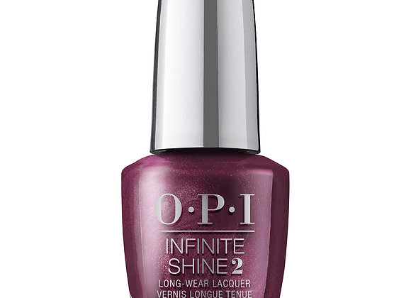 Dressed to the Wines- OPI Infinite Shine