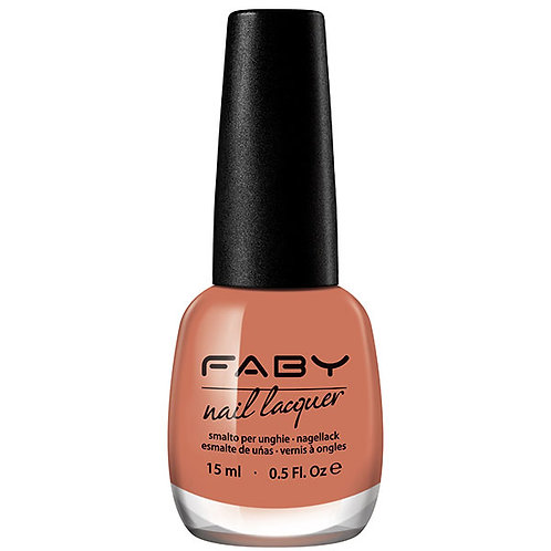 Coral beauty - Faby nagellak