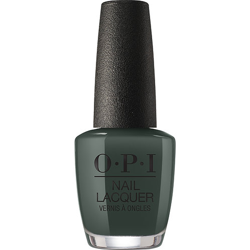 Things I've seen in  aber-green - OPI nagellak