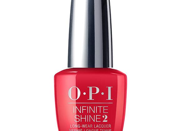 Red Heads Ahead - OPI Infinite Shine