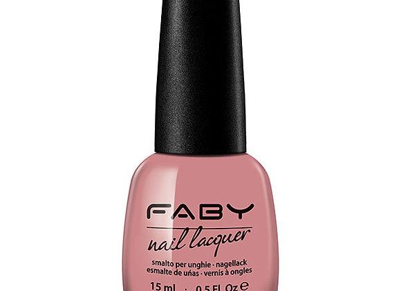 Rosebud - Faby nagellak