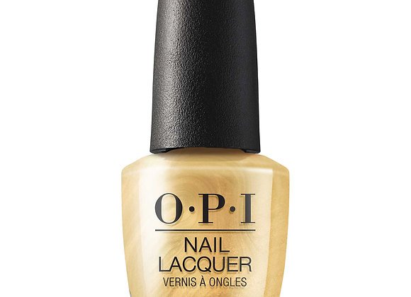 This Gold Sleighs Me - OPI nagellak