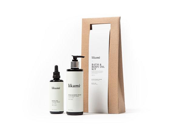 Bath & Body Oil Kit - L