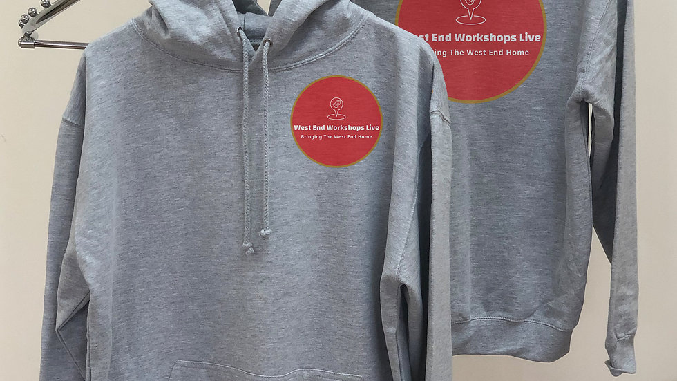 Children's GreyHoodie