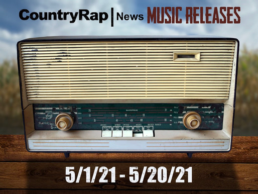 Weekly Music Releases 5/1/21 - 5/20/21