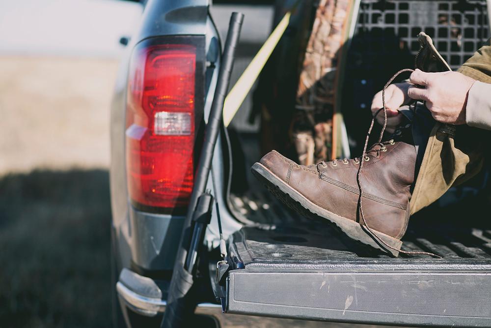 Irish Setter Wing Shooter Boots