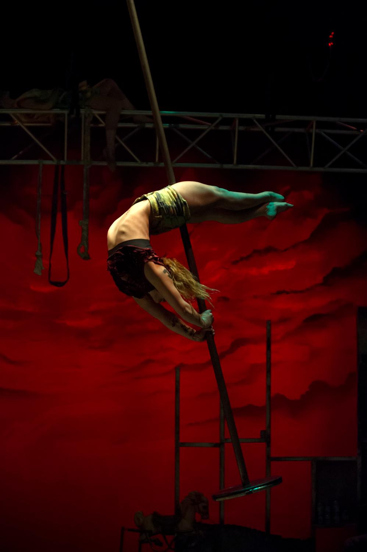 SALVAGE a Circus