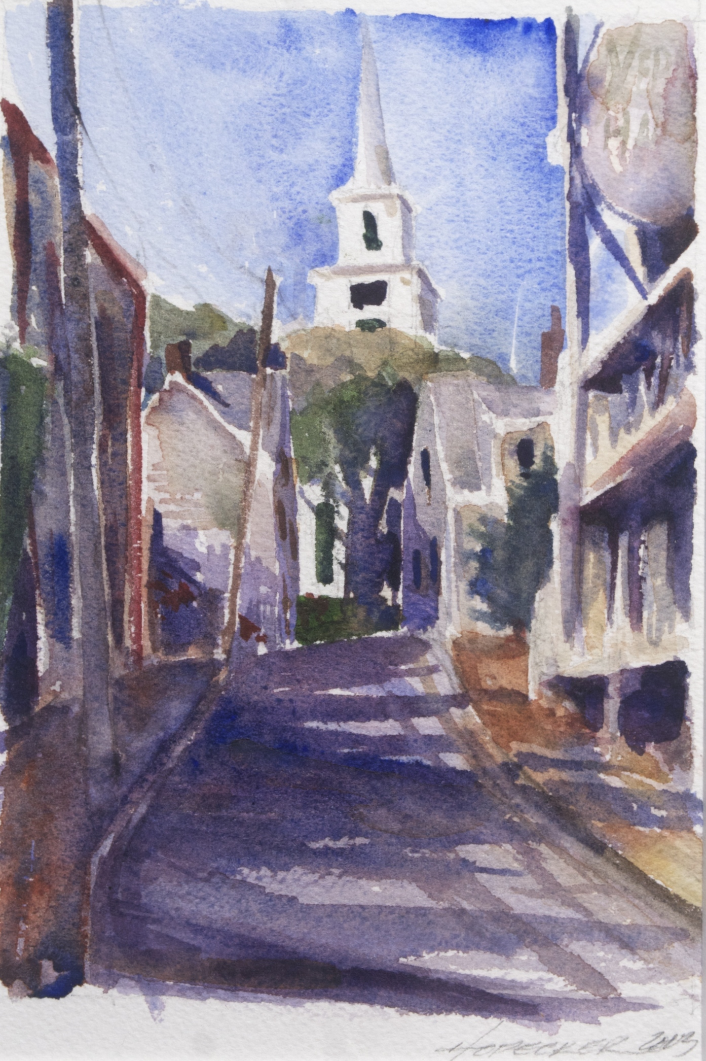 Nantucket Church
