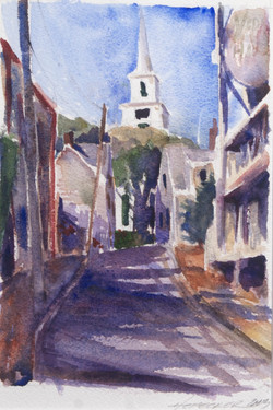 Nantucket Church