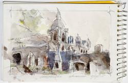 Grey Frier's Churchyard
