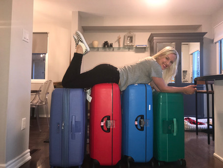 IMMIGRATING?  WHAT TO PACK, WHAT TO LEAVE BEHIND