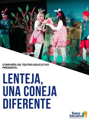 Obra teatral infantil educativa trata la temática de la inclusión y el fomento a la amistad.