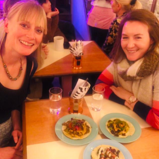 Zebee Vegan Food Tour