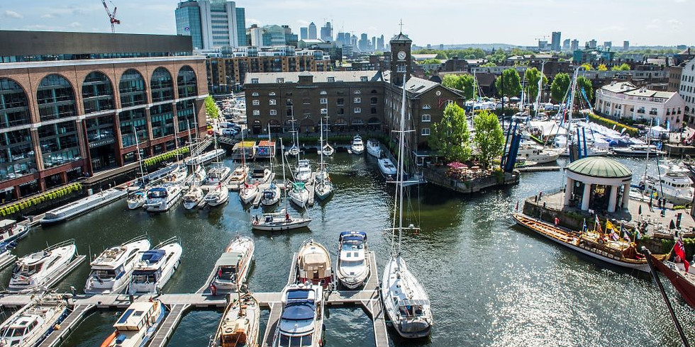 Walking Tour of East London: Hidden Gems by the River