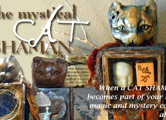 Mystical Cat Shaman DVD