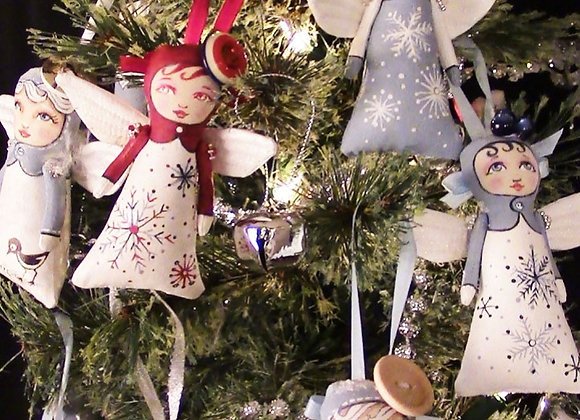 Wee Winter Whimsies DVD