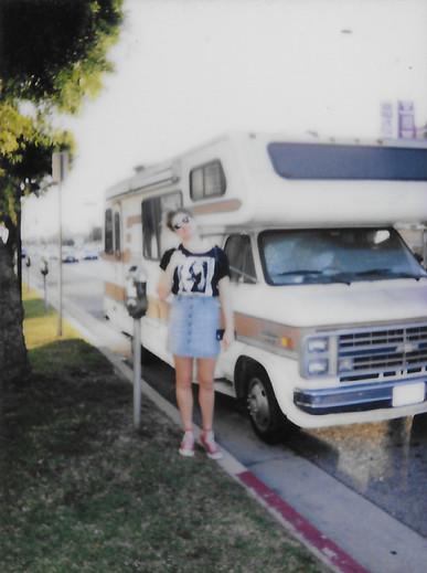 Shea Pretending That's Her Camper.jpg