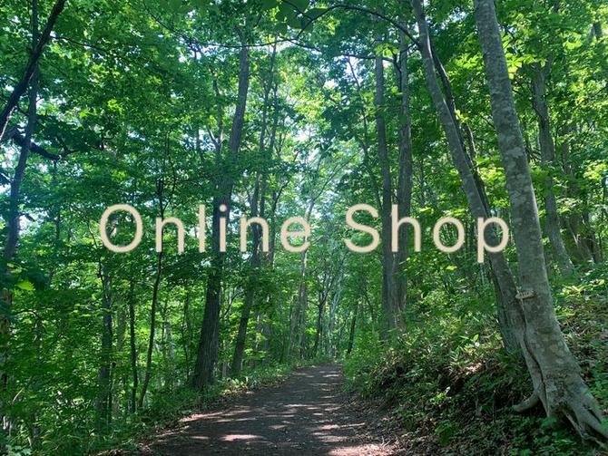 オンラインショップ開設のお知らせです。