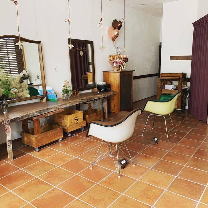札幌の美容室「Salon de Pomme」様でお取り扱い開始のお知らせです。