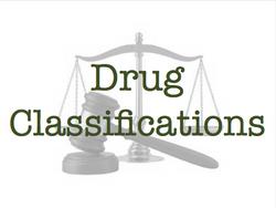 Drug Classifications
