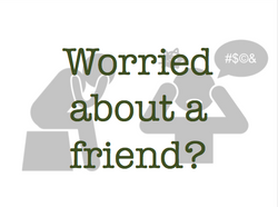 Worried about a friend