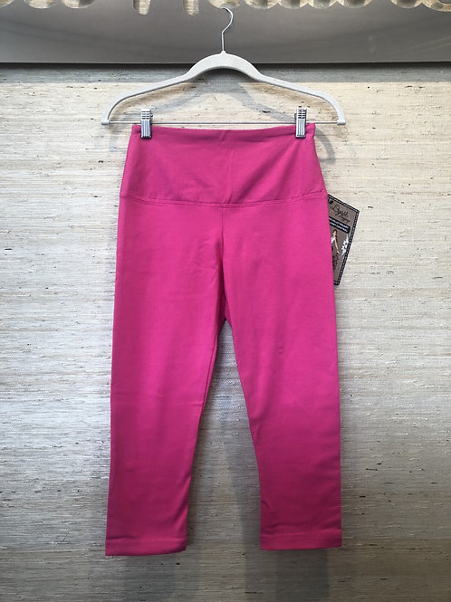 Lysse Capri Pink Leggings