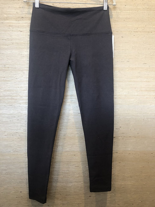 Lysse Graphite Cotton Leggings