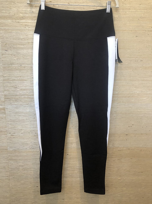 Lysse Black/White Leggings