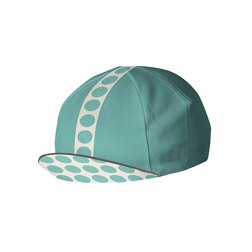 Morvélo Retro Cycling Cap - Light Blue