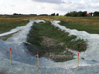 Ny pumptrack i Holstebro