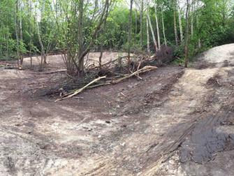 Klosterskoven i Kalundborg får MTB flow spor