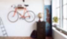 Bike Rack - Oak