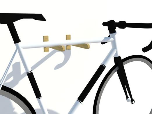 Design for at new Bike Rack
