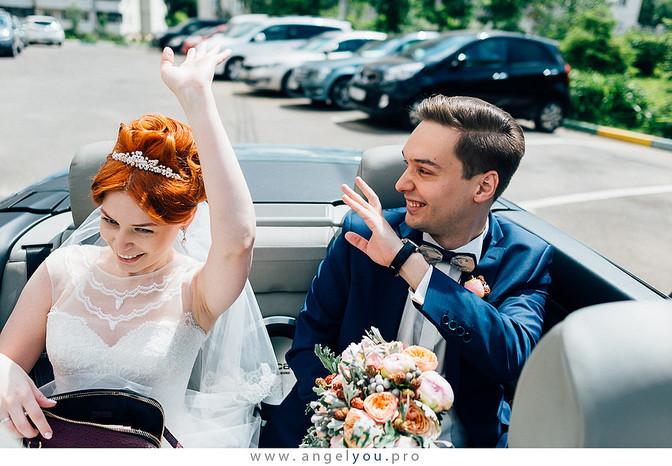Свадьба Влада и Регины