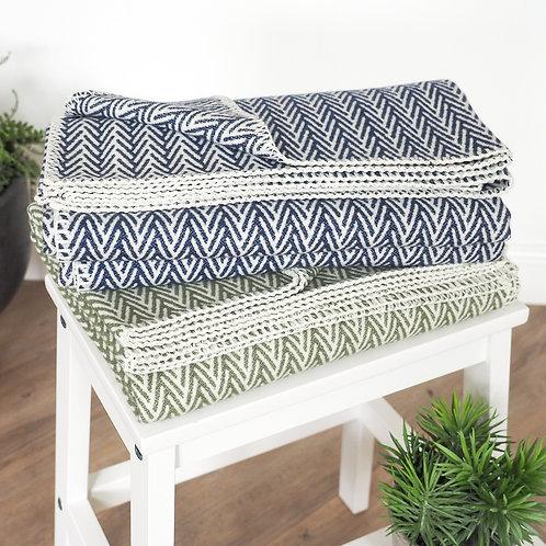 Super Soft Organic Cotton Blankets