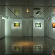 Exposição Um mesmo outro corpo, Museu de Arte Helenton Barbosa, 2014.
