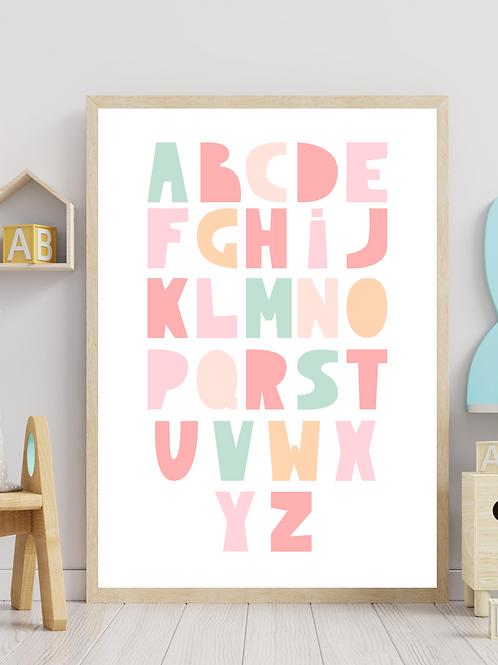 Alfabeto - digitale
