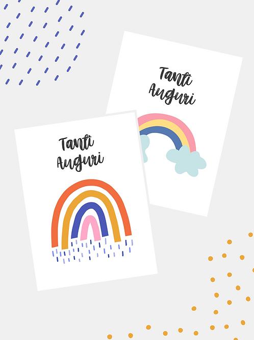 Biglietto - Rainbows