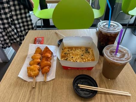 韓國食早餐