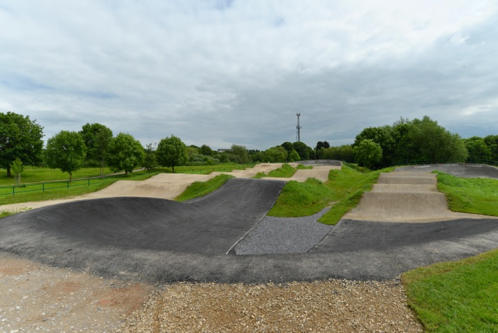 New 2nd Berm
