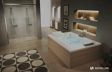 arredo bagno, vasche e box doccia