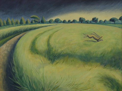 The Hare in the Barley