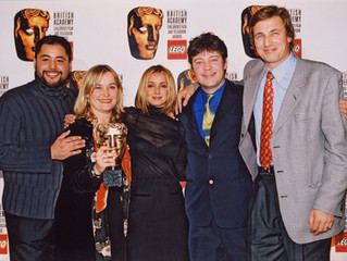 Can it really be so long ago that we won this BAFTA for PABLO THE LITTLE RED FOX?
