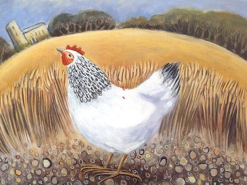 Sussex Hen