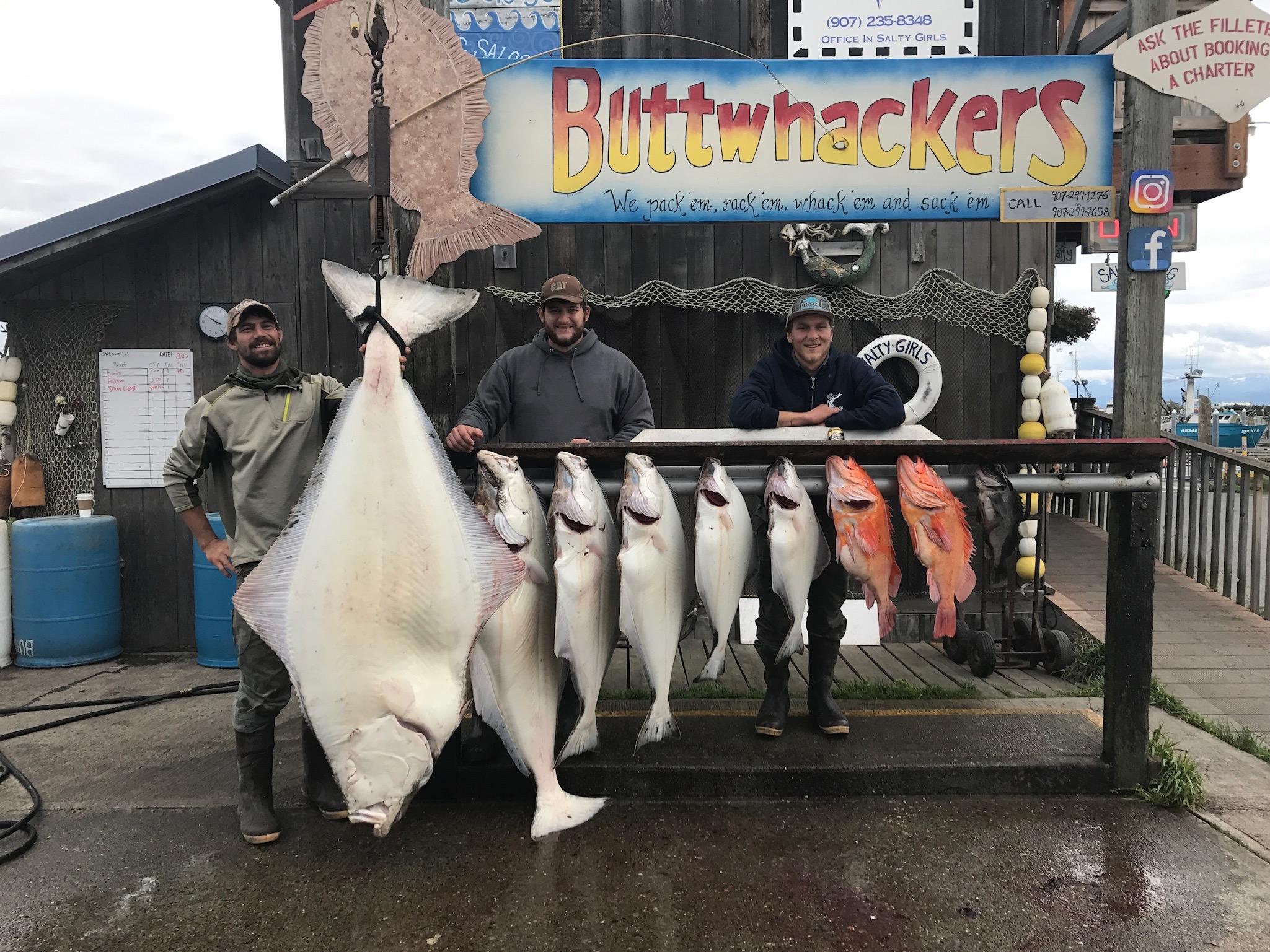 Homer Alaska Fishing Charters