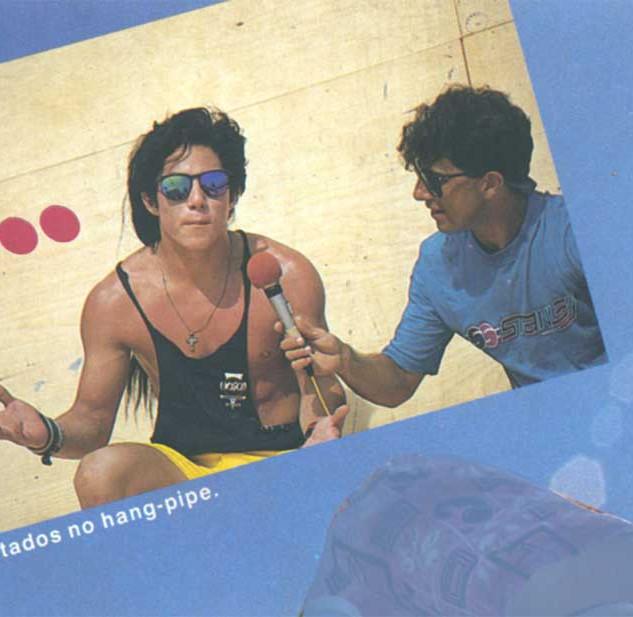 Hosoi Ipanema 1986