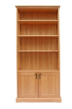 Bespoke Bookcase Fren Oak.jpg