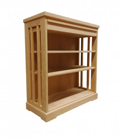 Handcrafted Oak Bookcase.jpg